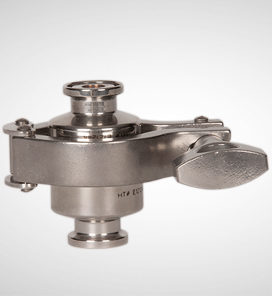 Clean Steam Traps & SIP accessories